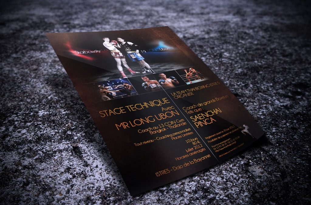 Flyer – Stage Long Ubon