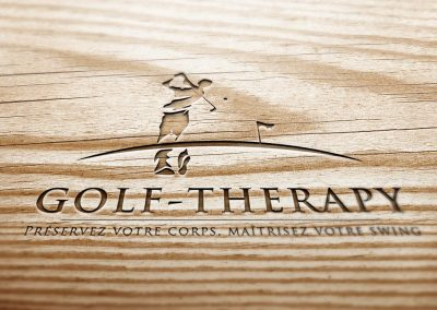 Logo – Golf Thérapy