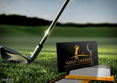 Carte de Visite – Golf Thérapy